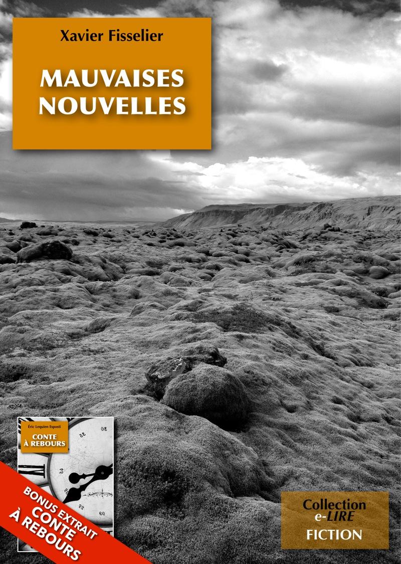 Xavier Fisselier, Mauvaises Nouvelles, éditions Numeriklivres