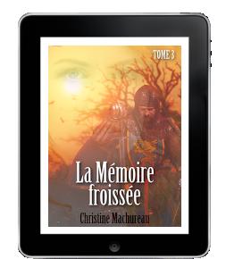 La Mémoire froissée, tome 3 de ChristineMachureau
