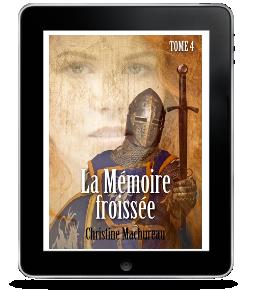 La Mémoire froissée, tome 4 de ChristineMachureau