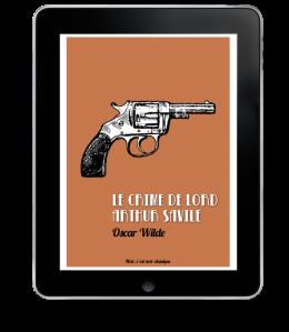 Le Crime de Lord Arthur Savile de Oscar Wilde
