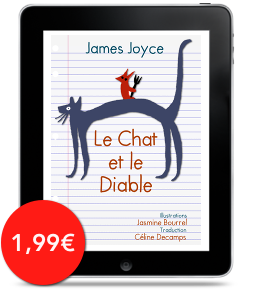Le Chat et le Diable de James Joyce, traduction Céline Decamps