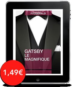 Gatsby le Magnifique par Francis ScottFitzgerald