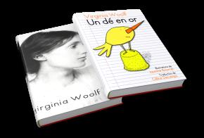 Pour la toute première fois en numérique : Un dé en or de VirginiaWoolf