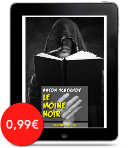 Le Moine noir de AntonTchekhov