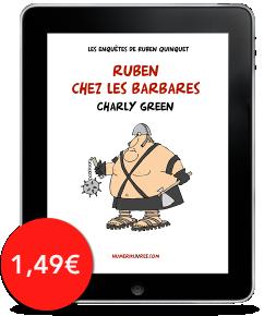 Ruben chez les barbares de CharlyGreen
