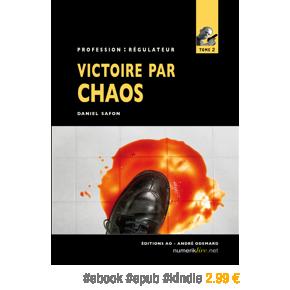 Profession : régulateur, tome 2 – Victoire par chaos par DanielSafon