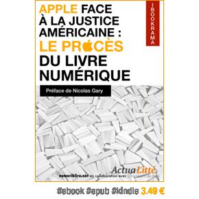 Apple face à la justice américaine : le procès du livre numérique par NicolasGary