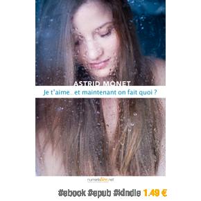 Je t'aime…et maintenant on fait quoi ? par Astrid Monet –1.49€