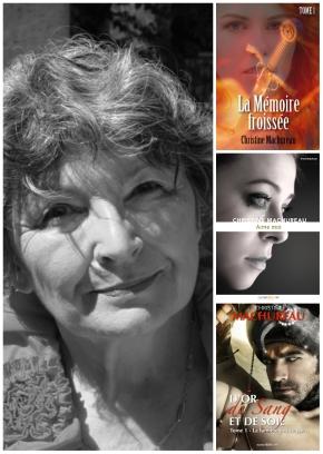 Christine Machureau : « L'Histoire est une ivresse, une scène de théâtre, une comédie sanglante»