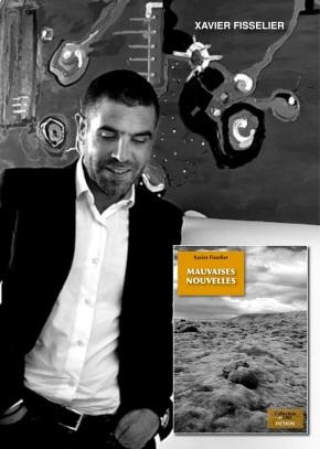 Xavier Fisselier : « J'écris, je note, je brouillonne depuis mon adolescence»