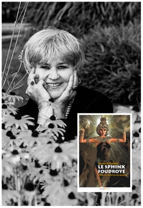 Jocelyne Godard : Ma Lillith est une rebelle qui ne fait rien comme les autresrebelles