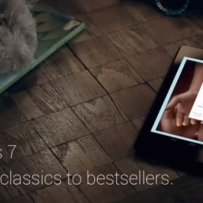 La tablette 7 pouces : le cheval de Troie du livre numérique?