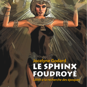Le Sphinx foudroyé par JocelyneGodard